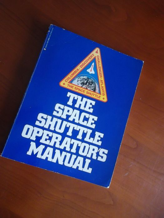 Space Shuttle Operations Manual