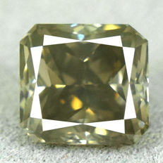 Diamant - 0.81 ct No Reserve Price