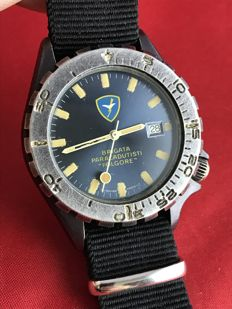 North Eagles Diver 300 mt military watch