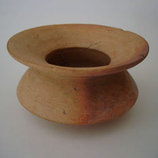 Chinese pottery crachoir  - 132 mm