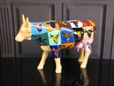 CowParade - Pop Art Large - Joe Fiorello