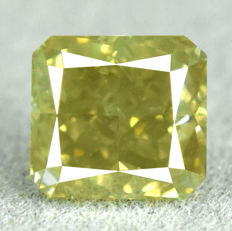 Diamant - 1.08 ct