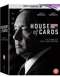 House of Cards complete Series