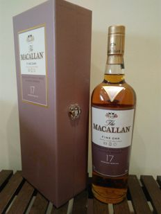Macallan 17 triple cask matured
