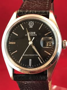 Tudor Oysterdate Big Rose 7966, year 1960.