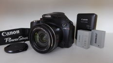 Canon Powershot SX 40 HS with Canon USM 24-840 mm lens Super zoom camera
