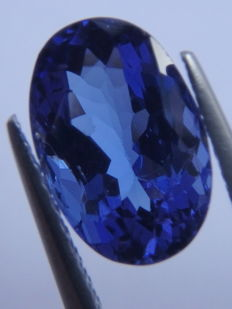 Tanzanite - 2.13 ct  * No reserve. *
