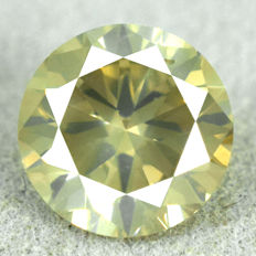 Diamant - 1.03 ct