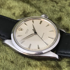 Rolex Oyster Precision men's watch – 1950s