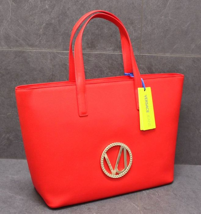 c1c5c998c8 Versace Jeans – Bag Shopper Handbag – new and never worn - Catawiki