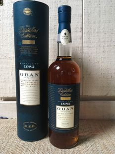 Oban 1982 The Distillers Edition