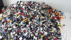 Assorted various small Lego parts 10 kg part 2