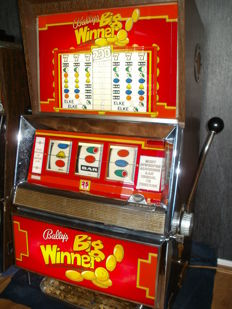 Bally big winner uit 1987