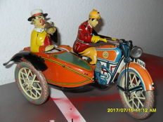 "PAYA, IBI Alicante, Spain - Length 12 "" - Motorcycle with sidecar, 1980's"