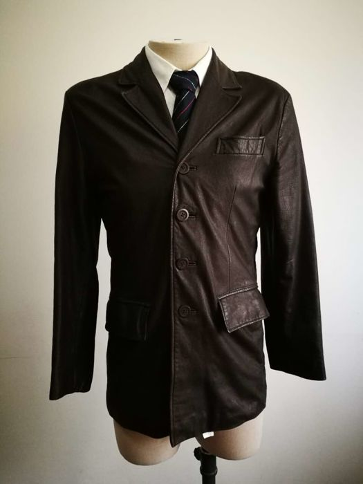 Ferre - men's leather jacket