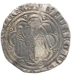 Messina - Pierreale - James of Aragon (1285-1367) - Silver.