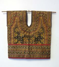 Woman's Embroidered Vest (Baju Mesirat) - Gayo People - Central Aceh - Sumatra - Indonesia - early 20th century