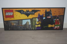 "Lego ""Batman The Movie"" Billboard"