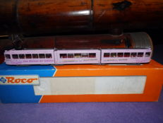 Roco H0 - 43191 - Articulated tram GT of the KVB, 8-axles 'Stollwerck'