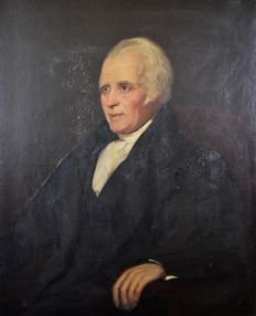 Sir J. McNee. (19th century)  A portrait of Mr Robert Spe.