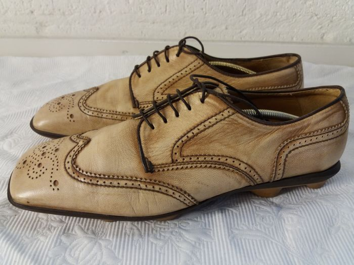 Miu Miu – Italian brogues   lace-up shoes with trainer soles - Catawiki 575d2c03aab3
