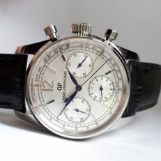 Girard Perregaux 30 anni in Fiat  chronograph men's watch full set