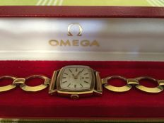 Women's OMEGA De Ville watch, 1960s.