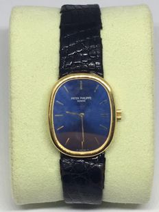 Patek Philippe Ellipse - Women's wristwatch - 1970s - 18 kt gold