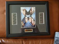 Limited Editions X-Men 2 filmcell display presentation