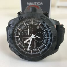 Nautica Chronograph NAI17520G - Men's Wristwatch - New
