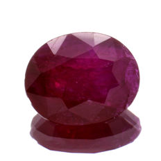 Ruby – 0.75 ct – No Reserve Price
