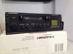 Blaupunkt San Marco CR 21 classic car radio from the 1980s/1990s Volkswagen, Porsche,BMW, Mercedes and others