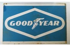 Advertising sign - GOOD YEAR - 1960