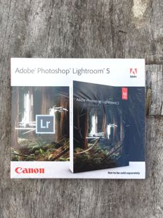 Adobe Lightroom 5+ Adobe Premiere Elements 12
