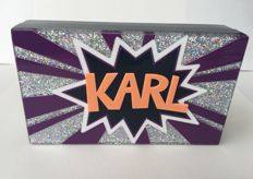 Karl Lagerfeld - K/POP Minaudiere Clutch bag