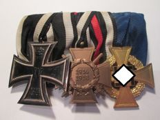 Clasp German medals
