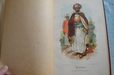 Album. Premium offered to the subscribers of Mystères du Congo - circa 1870
