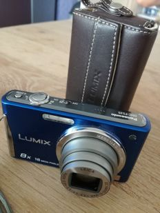 Panasonic LUMIX FS35 16MP Blue 8x ZOOM LEICA.
