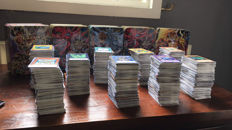 Lot 5000+ japanese YuGiOh cards