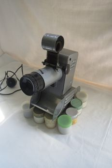 Filmoscope F-49. Manufacture of the USSR in 1955-1970