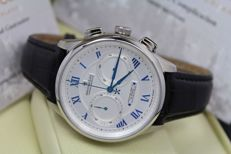 Dreyfuss and Co Mens - Chronograph Swiss Automatic Watch - New & Mint Condition