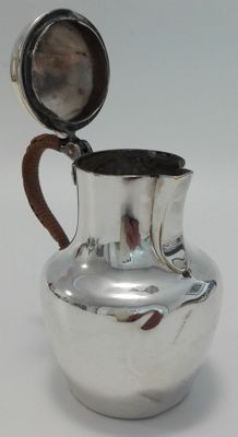 Silver plated creamer - Christofle, France