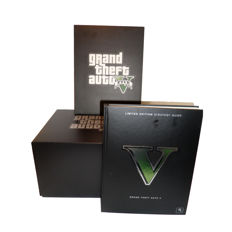 Grand Theft Auto V Collector edition PS3
