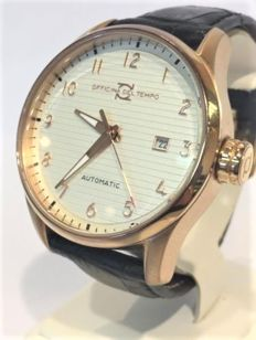 Officina del Tempo rose wristwatch