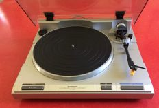Pioneer PL-340 Turntable with Audio-Technics Cartridge, stylus and original box