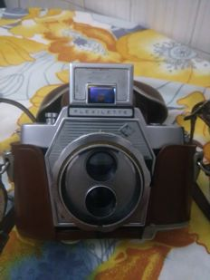 Agfa Flexilette - 1960's model - Serial number ac2534