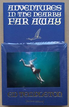 Signed; Ed Templeton - Adventures in the nearby far away - 2015