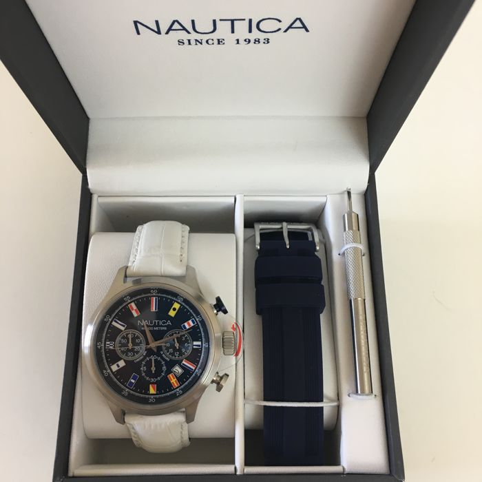 Nautica - Men's Chronograph Wristwatch
