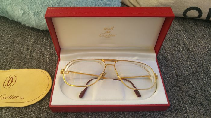 Must de Cartier – Glasses – Santos Model