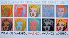 Andy Warhol (after) - Exhibition Ghent - ca. 1990